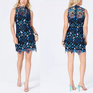 Guess NWT Midnight Magic Sleeveless Mini Dress 2